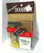Vtg SEALED Personna Double II Edge Twin Blade Shaving System Razor + 5 B... - $36.58