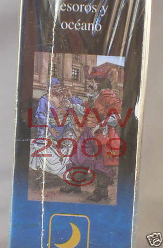 Tarot of the Pirates by Bepi Vigna Deck NEW in Box