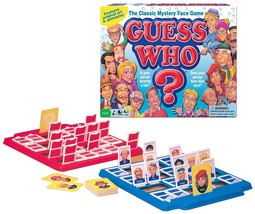 Guess Who? Board Classic face Game for all the Family - $23.99