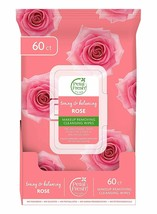 Petal Fresh Pure Makeup Removing Wipes Brightening Rose 60 Count - $7.91
