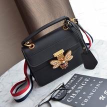 2019 Luxury Crossbody bag Women Colorful splicing Little Bee Bags GG Des... - $31.05