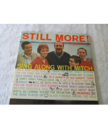 Still More Sing Along With Mitch Record Album - $5.00