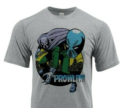The Prowler Dri Fit graphic T-shirt moisture wick superhero retro comic SPF tee image 1