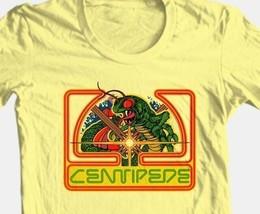 Centipede T-shirt retro 1980's arcade video game vintage 100% cotton graphic tee image 2