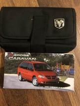2007 Dodge Caravan Owners Manual W/ Case - $11.38