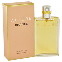 ALLURE by Chanel 1.7 oz / 50 ml EDT Spray Perfume for Women New in Box - $135.75