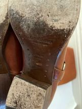 Ralph Lauren Collection Purple Label Equestrian Leather Tall Riding Boots 9.5 image 6