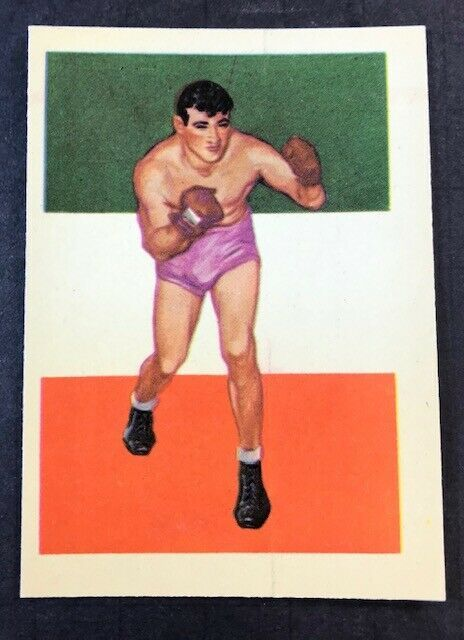 Primary image for 1956 Adventure Boxing #88 Primo Carnera Heavyweight Boxing Champion
