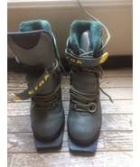 Trak Polartec 200 series Telemark Backcountry 75mm 3 pin ski boots wmns ... - $85.00