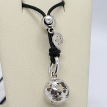 Necklace with Pendant 925 Silver with Mexican Bola, Roberto Giannotti, S... - $70.16