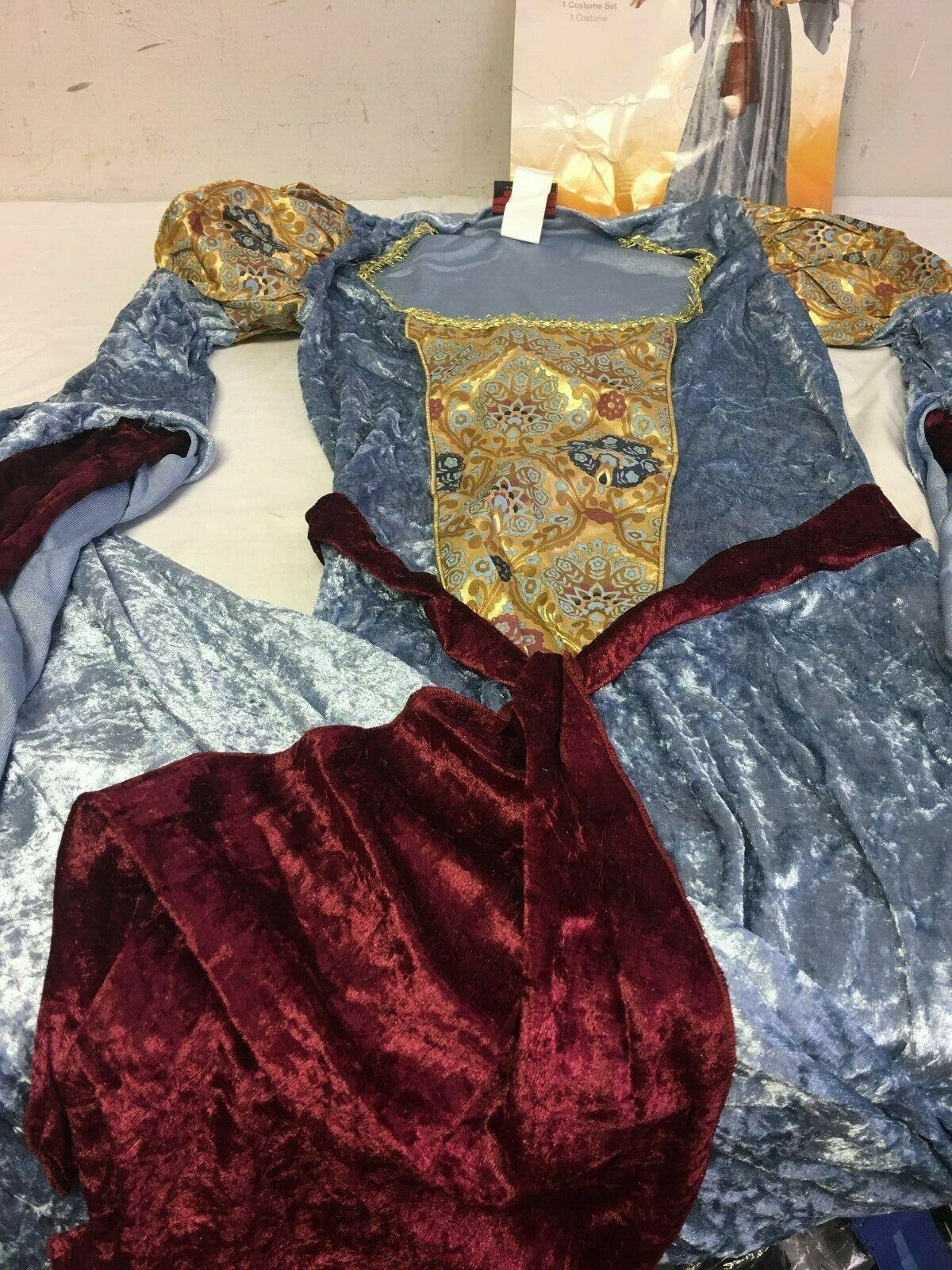 Maid Marian Renaissance Medieval Costume