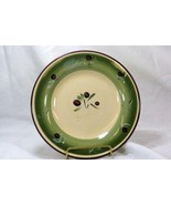 Better Homes And Gardens Olive Villa Footed Salad Plate - $2.51