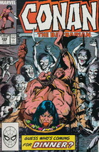Conan the Barbarian #228 FN; Marvel | save on shipping - details inside - $3.99