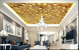 3D Carving Art Ceiling WallPaper Murals Wall Print Decal Deco AJ WALLPAP... - $34.47+