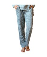 Hello Mello Carefree Threads Lounge Pants-Gray Large - $24.99