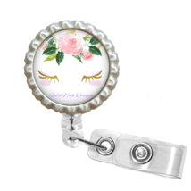 Unicorn Face Retractable Reel ID Name Tag Badge Holder - 1.5 - $10.00