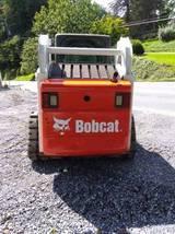 2006 BOBCAT T190 SKID STEER TRACK LOADER For Sale In Jonestown, PA image 3