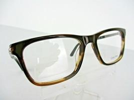Calvin Klein CK 8517 (237) Amber Horn 53 X 17 140 mm Eyeglass Frame - $65.41