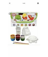 New 212296  Little Tikes Paint Your Own Figures 11Pc Play Set (8-Pack) P... - $31.09