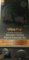 GE Ultra Pro Wireless IR Repeater - Remote Control Signal Extender Kit - 37263 - $34.95