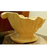 Mid Century Modern Ceramic Pale Yellow - $34.99