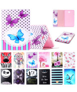 """PU Leather Case Flip Stand Cover for Samsung Galaxy Tab A 10.1"""" T580 - $12.27"""