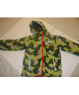 Kids  2 in 1 Kamic Vest And Jacket With Hood  Size 10 Boys 100% Polyeste... - $19.98