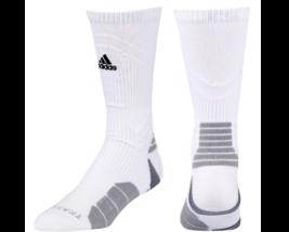 ADIDAS Menace Climalite Traxion Crew Socks Men's sz XL X-Large (12-16) - $22.49