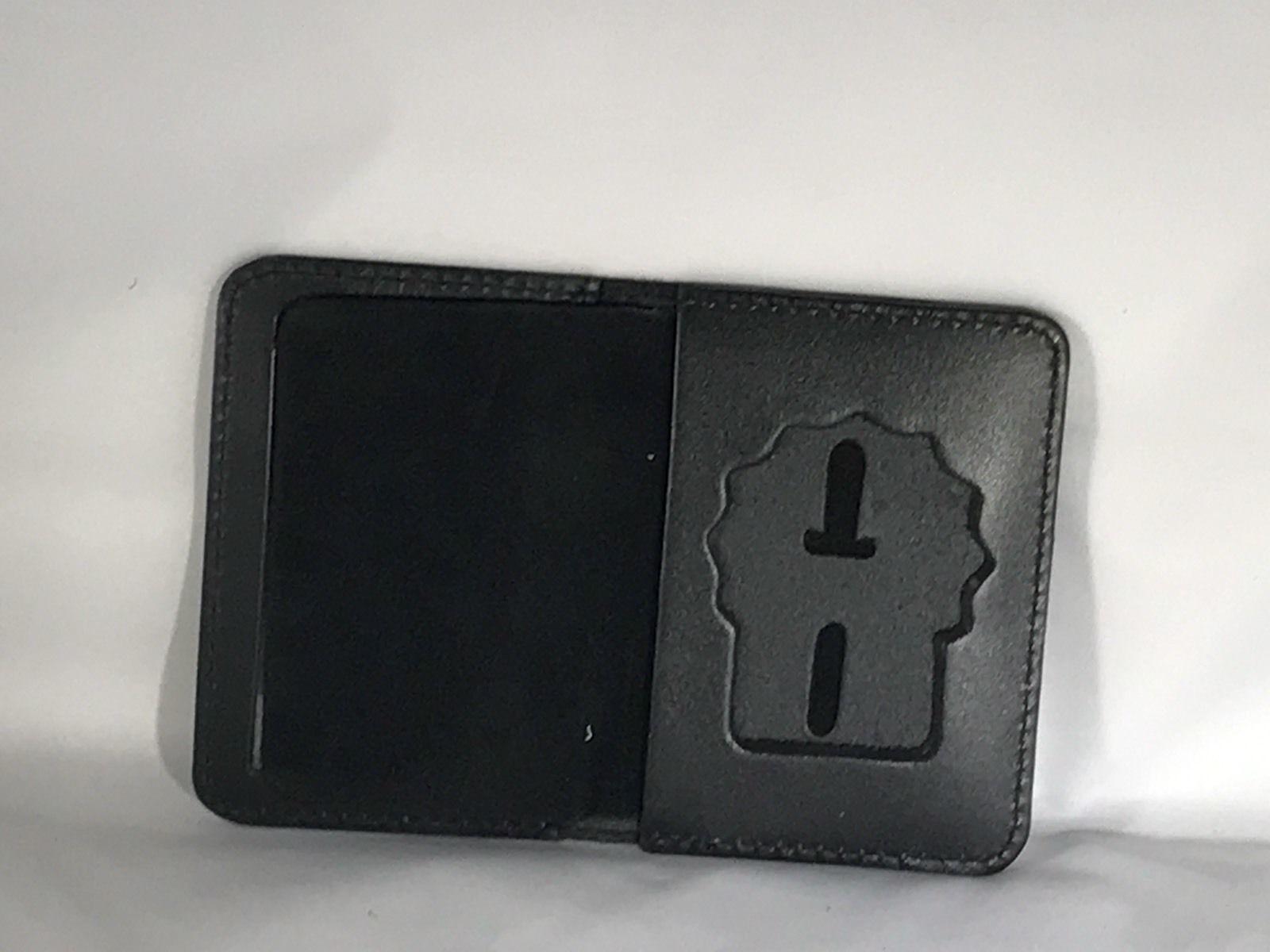 New York City Detective  Son  Mini Shield Bi Fold Wallet ID Holder