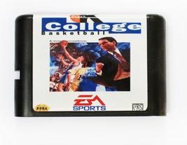 Coach K College Basketball for Sega Mega Drive/ Genesis - $12.99