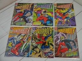 Peter Cannon Thunderbolt Comic Lot #1,5,6,7,8,and 12 Lot of 6 comics (19... - $5.39