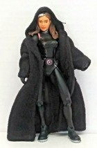 X-MEN ROGUE Battle Suit 2000 Marvel Movie ANNA PAQUIN Action Figure Used  - $16.00
