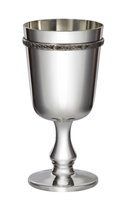 Celtic Band Pewter Goblet 300ml - $75.69