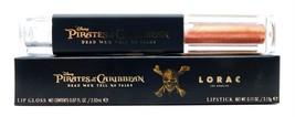 LORAC Pirates of the Caribbean Risk It All: Lip Gloss .07 Fl Oz., Lipsti... - $24.69