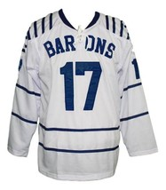 Custom Name # Cleveland Barons Ahl Hockey Jersey 1950 New Any Size image 3