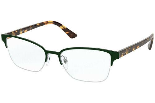 PRADA Eyeglasses PR61XV-5531O1-52 Size 52mm/17mm/145mm BRAND NEW W CASE - $134.32