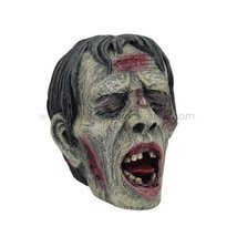 "PTC Closed Eye Zombie Creature Sticking Tongue Out Statue Figurine, 4"" L - $17.54"