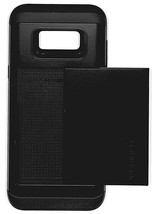 Spigen Slim Armor CS case for Samsung Galaxy S8+ Dual Layer. Card Slot LARGE - $7.92