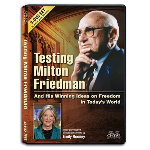 Primary image for Testing Milton Friedman
