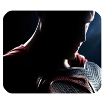 Mouse Pad Superman Man Of Steel Superheroes Movie Game Animation Fantasy - ₹437.34 INR