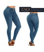 ZAGI, Jeans Colombianos, Authentic Colombian Push Up Jeans,Levanta Cola ... - $29.70