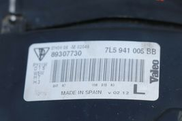 03-06 Porsche 955 Cayenne S Turbo Headlight Xenon HID Driver Left - LH POLISHED image 7