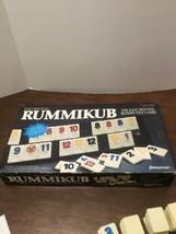 1990 Pressman Rummikub Rummy Tile Game 100% Complete in Box - $19.35