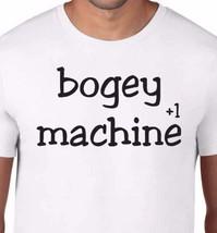 Bogey Machine summer golfing drinking golf Father's Day gift Men's T-Shirt - $16.50