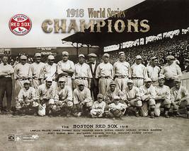 1918 World Series Team PF Red Sox Vintage 8X10 Sepia Baseball Memorabili... - $6.99