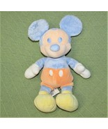 MICKEY CUDDLE Pastel Plush Disney Store Stuffed LIMITED EDITION Vintage ... - $18.70