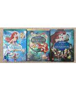 Littler Mermaid trilogy 1-3 - $16.99