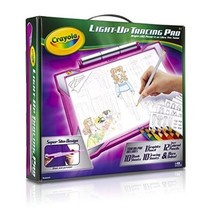 Crayola Light-up Tracing Pad Pink, Coloring Board for Kids, Gift, Toys f... - $85.54