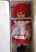"""Marie Osmond Twins Collection 11"""" Rosie Porcelain 1995 #5200 COA Tag Bra... - $55.00"""