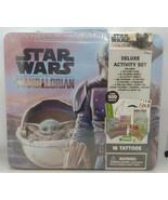Disney Star Wars The Mandalorian Deluxe Activity Set 500+ Pieces 707762MD - $19.79